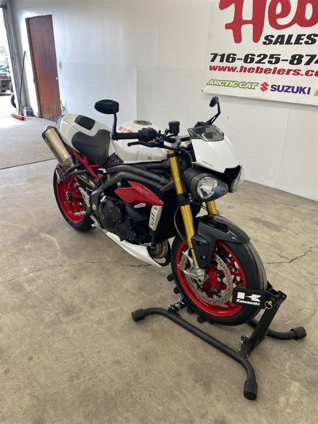 2016 Triumph Speed Triple R at Hebeler Sales & Service, Lockport, NY 14094