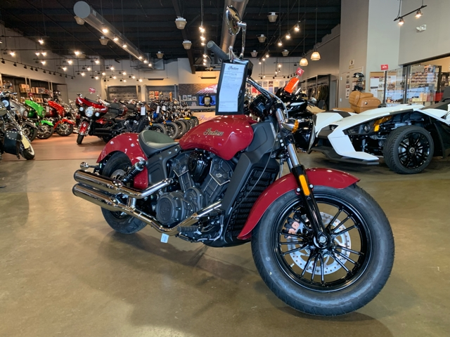 2018 Indian Scout Sixty at Mungenast Motorsports, St. Louis, MO 63123