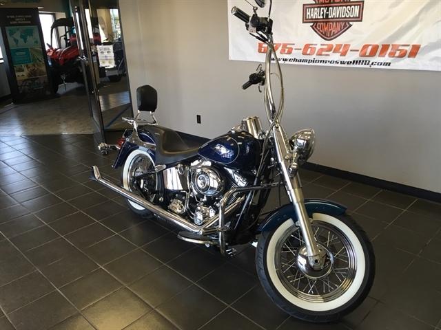 2012 HARLEY FLSTC at Champion Harley-Davidson
