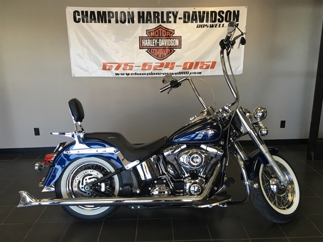 2012 Harley-Davidson Softail® Heritage Softail® Classic at Champion Harley-Davidson