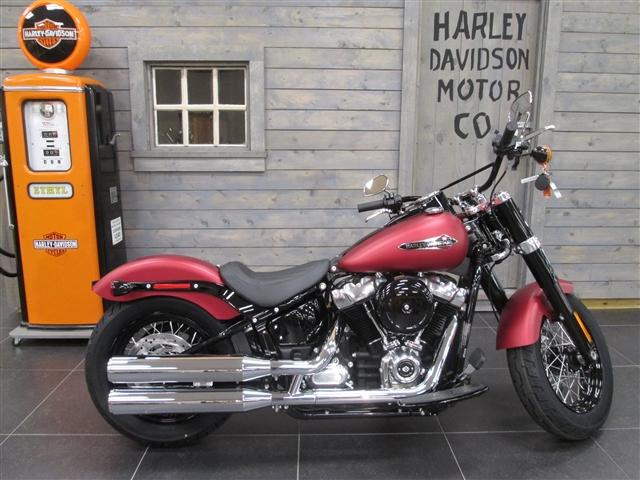 2019 Harley-Davidson Softail Slim® at Hunter's Moon Harley-Davidson®, Lafayette, IN 47905