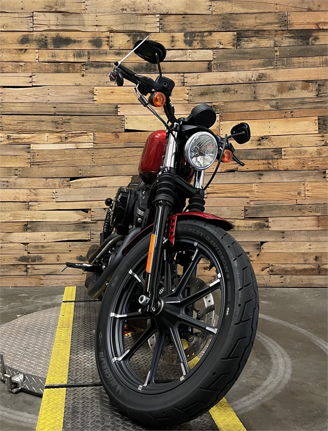2018 Harley-Davidson Sportster Iron 883 at Lumberjack Harley-Davidson