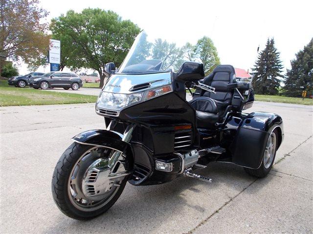 1998 Honda GL1500 w/ Champion Trike at Nishna Valley Cycle, Atlantic, IA 50022