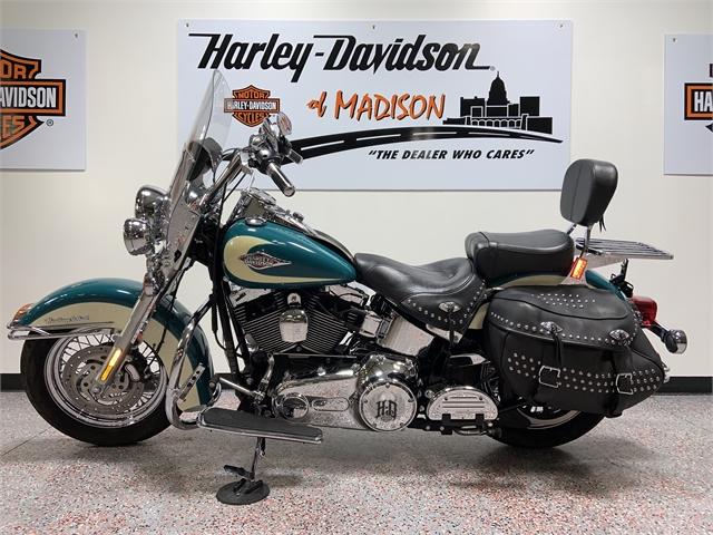 2009 Harley-Davidson Softail Heritage Softail Classic at Harley-Davidson of Madison