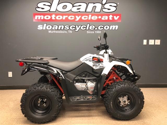 2020 KAYO USA, A & G Distributing BULL 200 AU200-W at Sloans Motorcycle ATV, Murfreesboro, TN, 37129