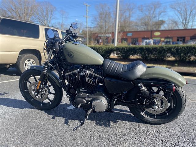 2021 Harley-Davidson Sportster Iron 883 at Southside Harley-Davidson