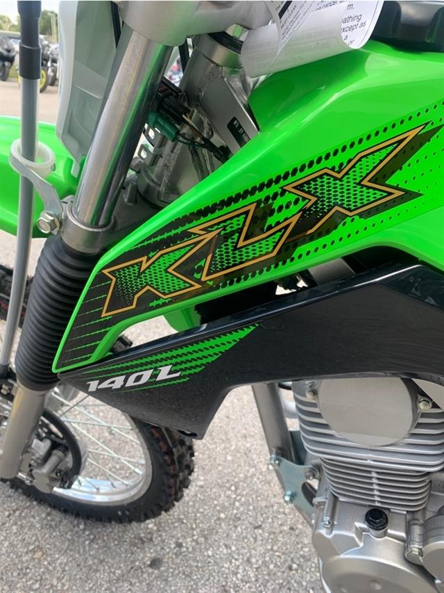 2020 Kawasaki KLX 140L at Jacksonville Powersports, Jacksonville, FL 32225
