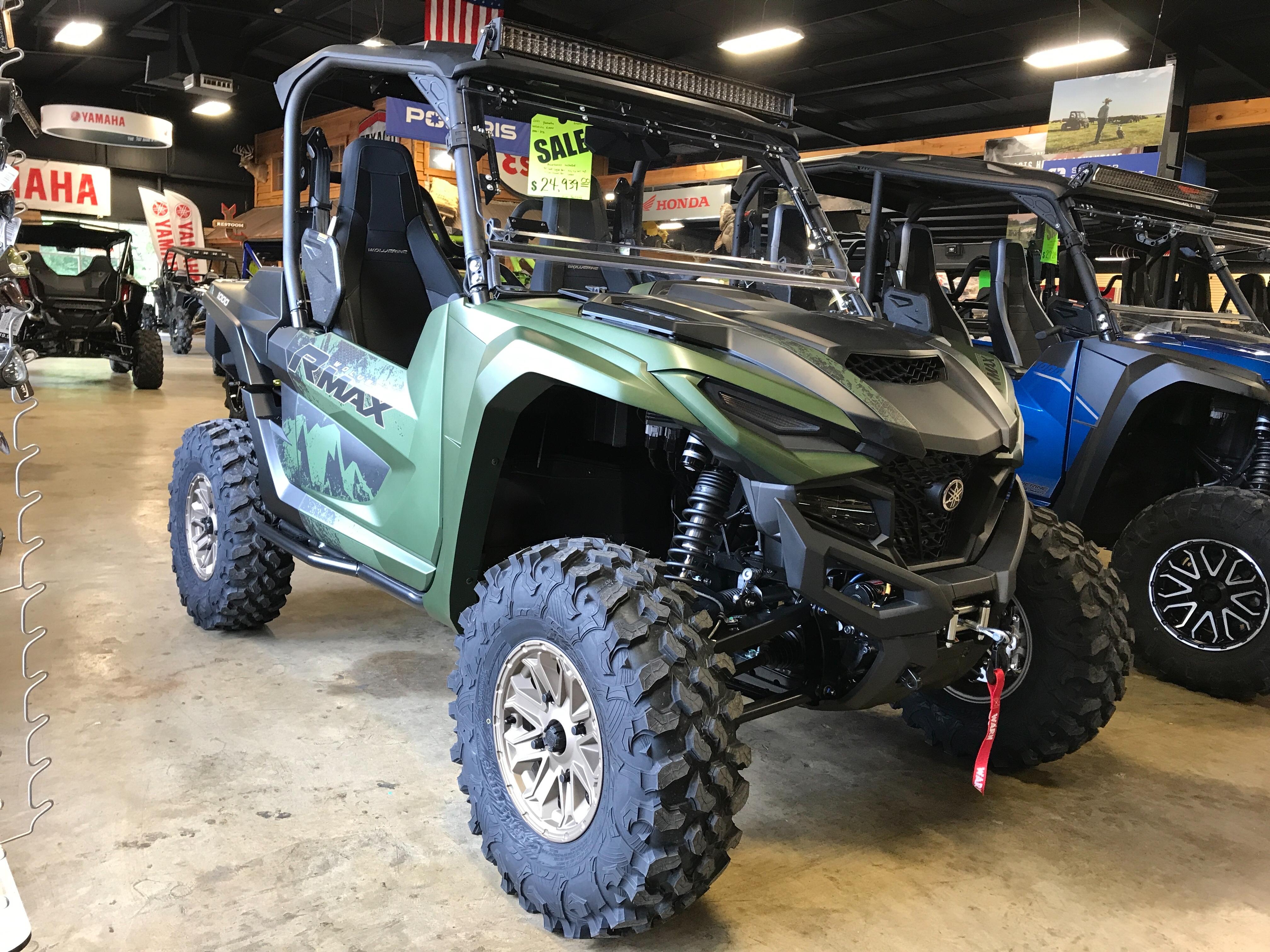 2021 YAMAHA RMAX2 XT-R 1000 XT-R at ATV Zone, LLC