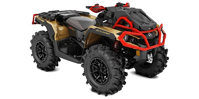 2019 Can-Am Outlander X mr 1000R 1000R at Campers RV Center, Shreveport, LA 71129