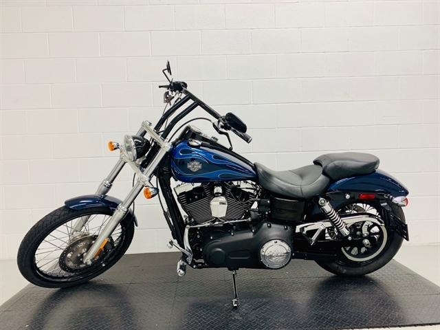 2012 Harley-Davidson Dyna Glide Wide Glide at Destination Harley-Davidson®, Silverdale, WA 98383