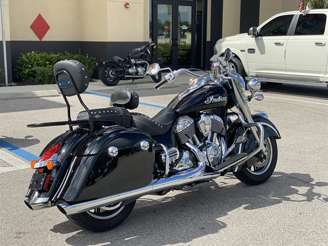 2017 Indian Springfield Base at Fort Myers