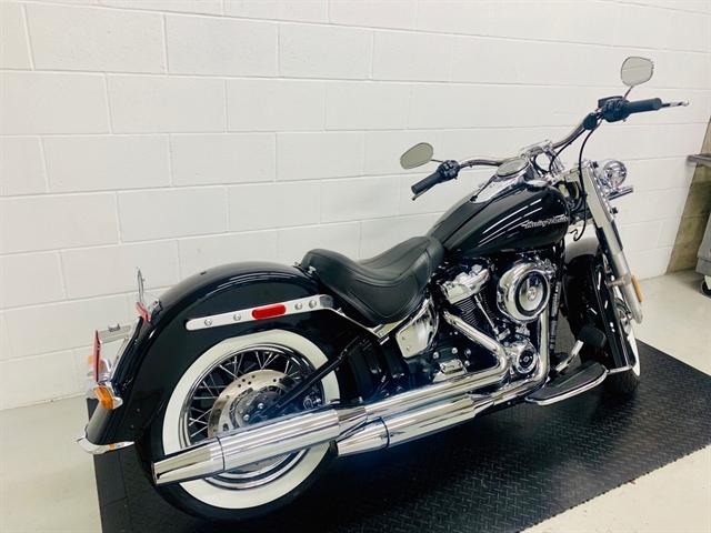 2018 Harley-Davidson Softail Deluxe at Destination Harley-Davidson®, Silverdale, WA 98383