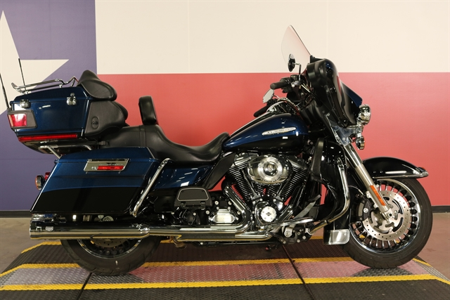 2013 Harley-Davidson Electra Glide Ultra Limited at Texas Harley