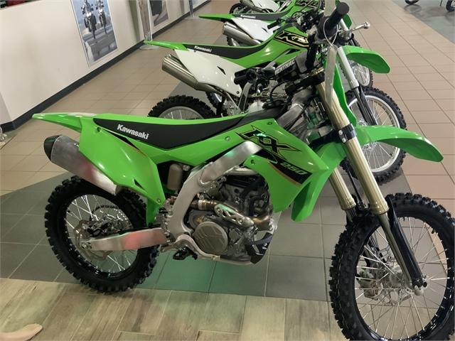 2022 Kawasaki KX 250 at Midland Powersports