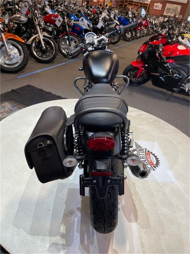 2016 Triumph Street Twin ABS at Martin Moto