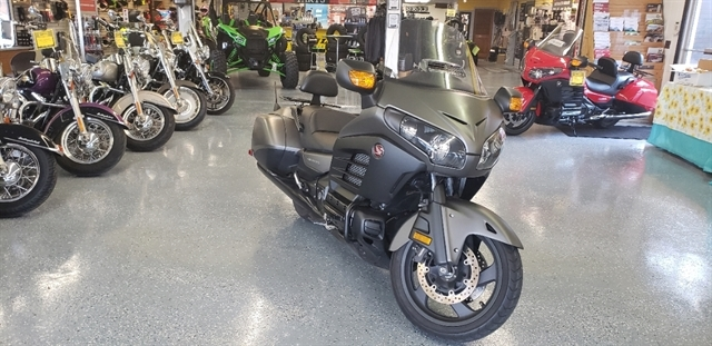 2016 Honda Gold Wing F6B at Thornton's Motorcycle - Versailles, IN