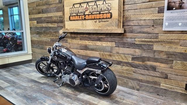 2016 Harley-Davidson Softail Breakout at Bull Falls Harley-Davidson