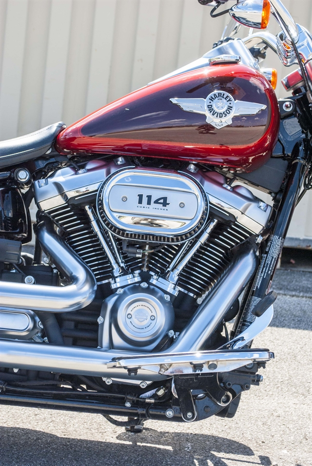 2018 Harley-Davidson Softail Fat Boy 114 at Javelina Harley-Davidson