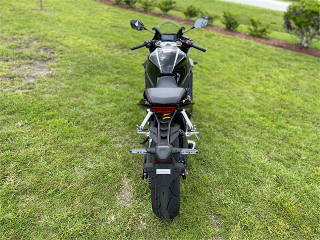 2021 Honda CBR650R ABS at Powersports St. Augustine