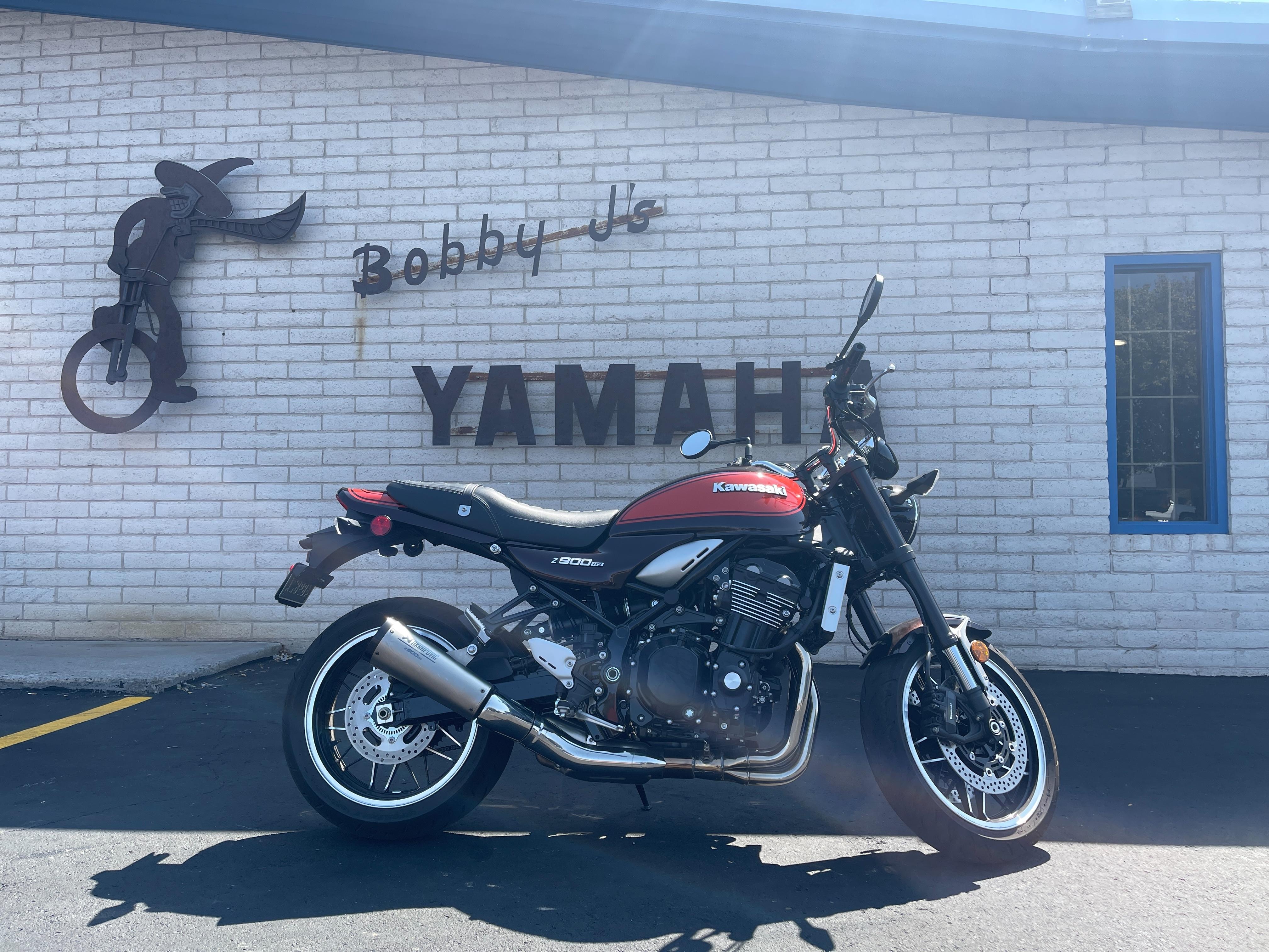 2018 Kawasaki Z900RS Base at Bobby J's Yamaha, Albuquerque, NM 87110