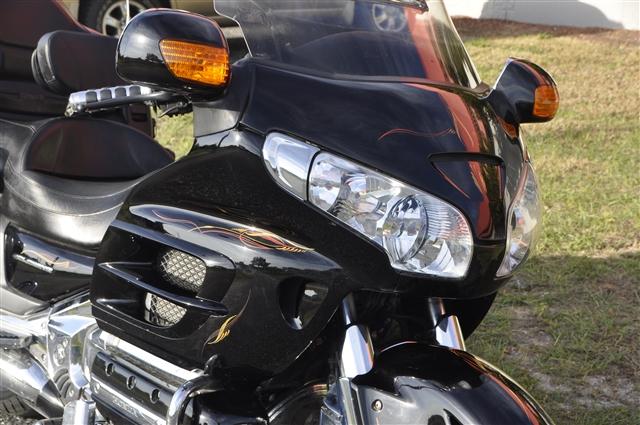 2008 Honda Gold Wing Audio / Comfort / Navi / ABS at Seminole PowerSports North, Eustis, FL 32726