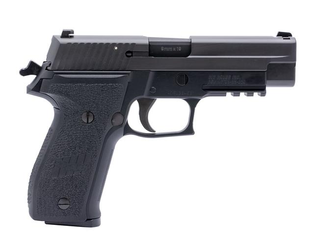 2021 Sig Sauer Handgun at Harsh Outdoors, Eaton, CO 80615