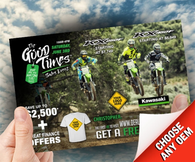 2019 Anytime Good Times Kawasaki Event Powersports at PSM Marketing - Peachtree City, GA 30269