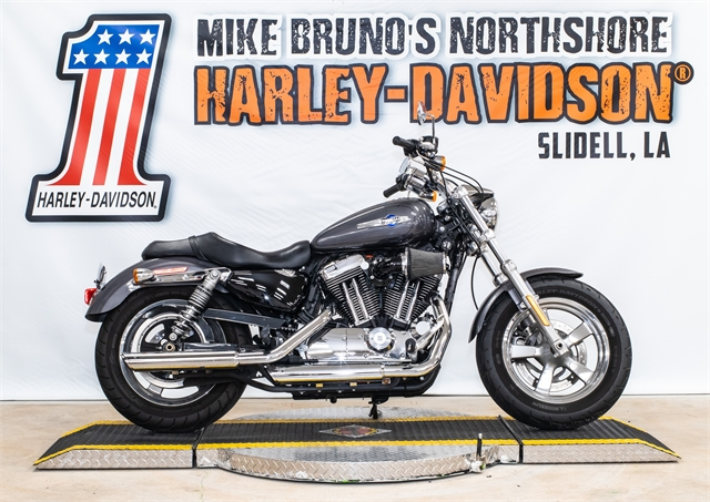 2016 Harley-Davidson Sportster 1200 Custom at Mike Bruno's Northshore Harley-Davidson
