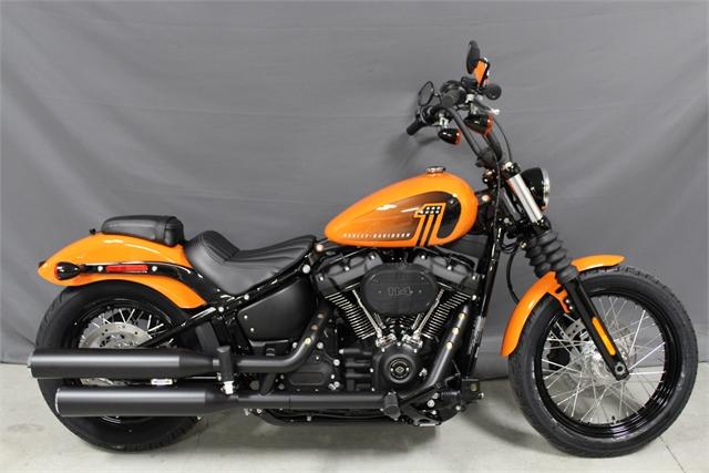 2021 Harley-Davidson Cruiser Street Bob 114 at Platte River Harley-Davidson