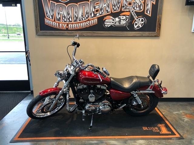 2006 Harley-Davidson Sportster 1200 Custom at Vandervest Harley-Davidson, Green Bay, WI 54303