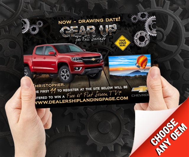 2018 FALL Gear Up Automotive at PSM Marketing - Peachtree City, GA 30269