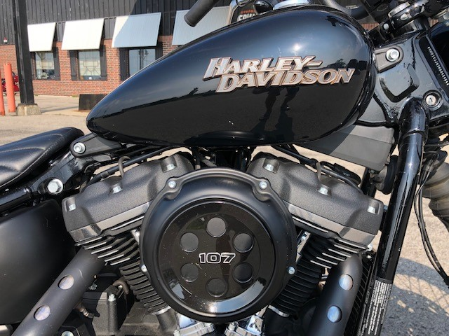 2019 Harley-Davidson Softail Street Bob at Rocky's Harley-Davidson