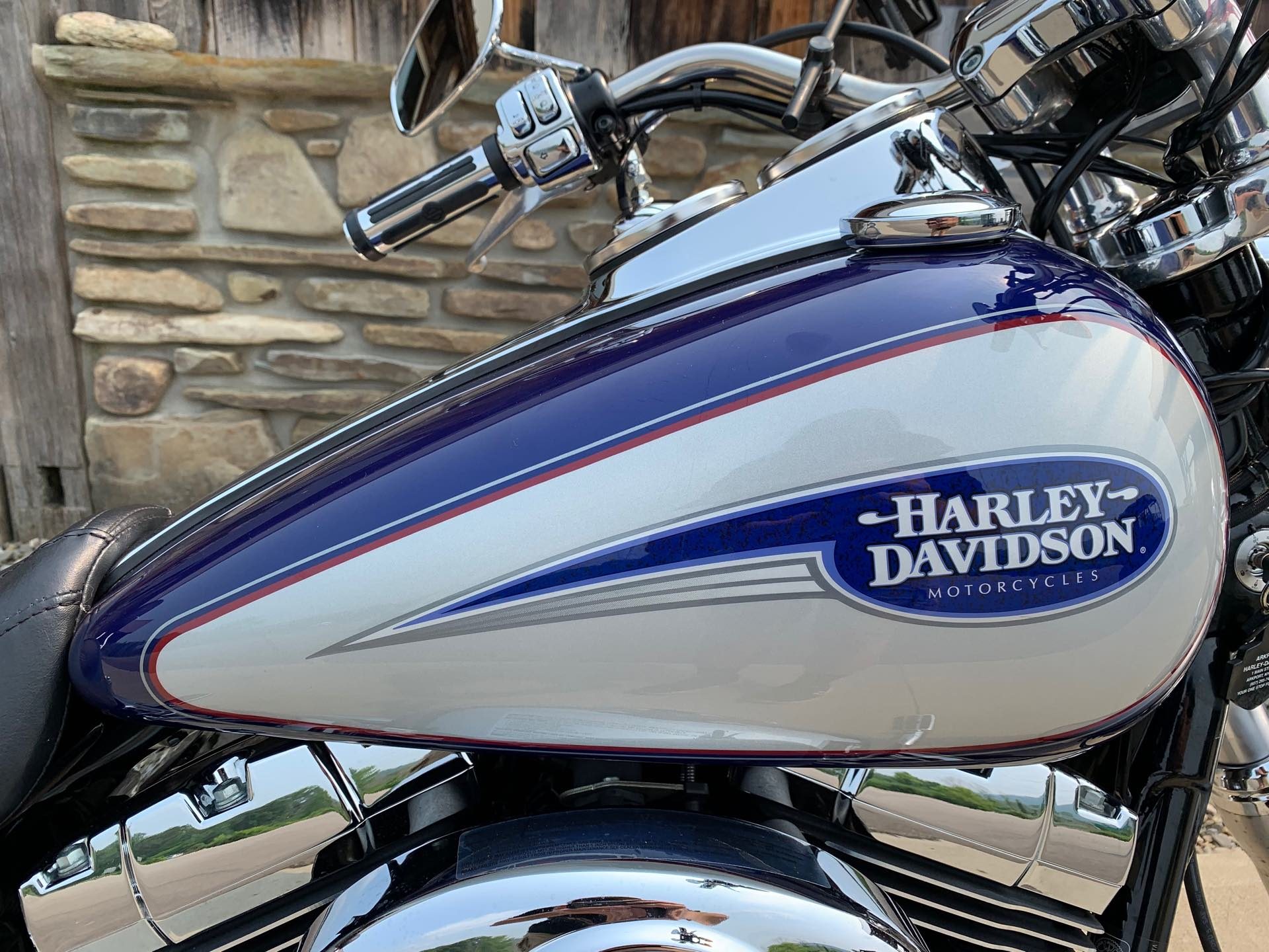 2006 Harley-Davidson Dyna Glide Low Rider at Arkport Cycles