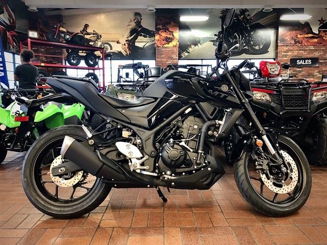 2020 Yamaha MT 03 at Wild West Motoplex