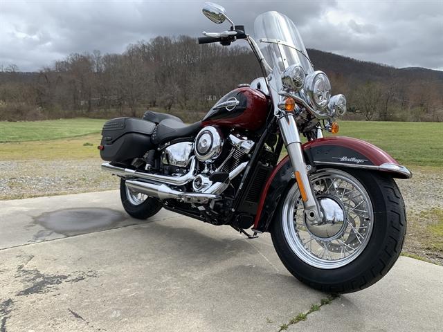 2020 Harley-Davidson Softail Heritage Classic at Harley-Davidson of Asheville
