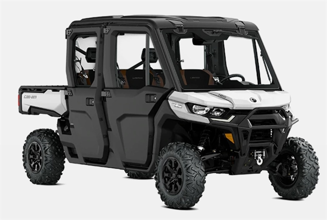 2021 Can-Am Defender MAX Limited HD10 at Campers RV Center, Shreveport, LA 71129
