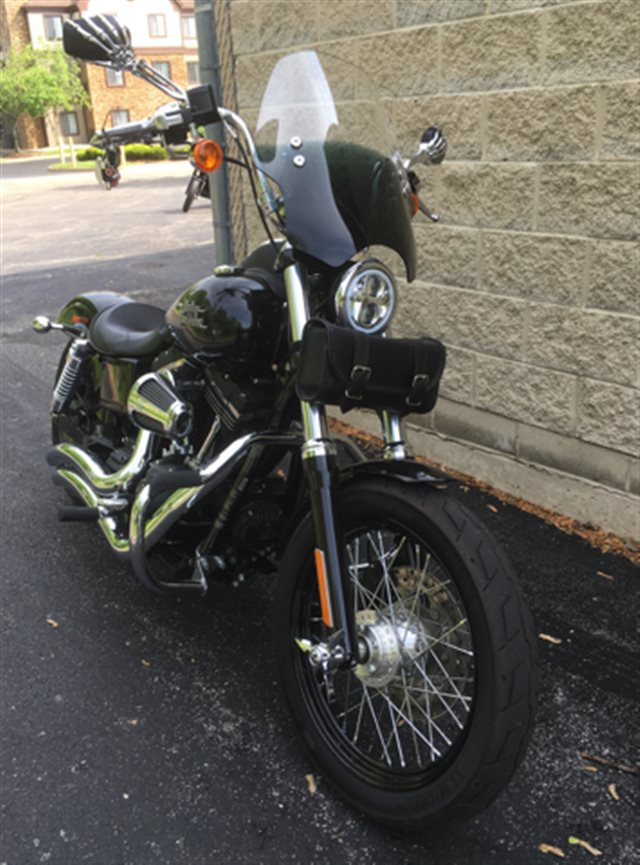 2017 Harley-Davidson Dyna Street Bob at Bluegrass Harley Davidson, Louisville, KY 40299