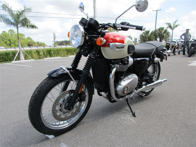 2019 Triumph Bonneville Standard at Fort Myers