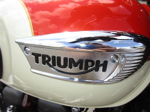 2019 Triumph Bonneville Standard at Stu's Motorcycles, Fort Myers, FL 33912