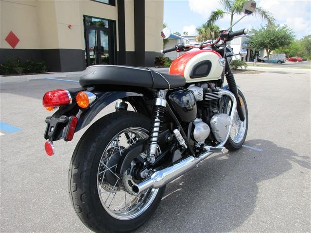 2019 Triumph Bonneville Standard at Fort Myers