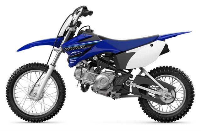 2021 Yamaha TT-R 110E at Kodiak Powersports & Marine