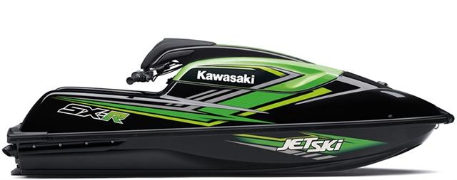 2018 Kawasaki Jet Ski SX-R Base at Wild West Motoplex