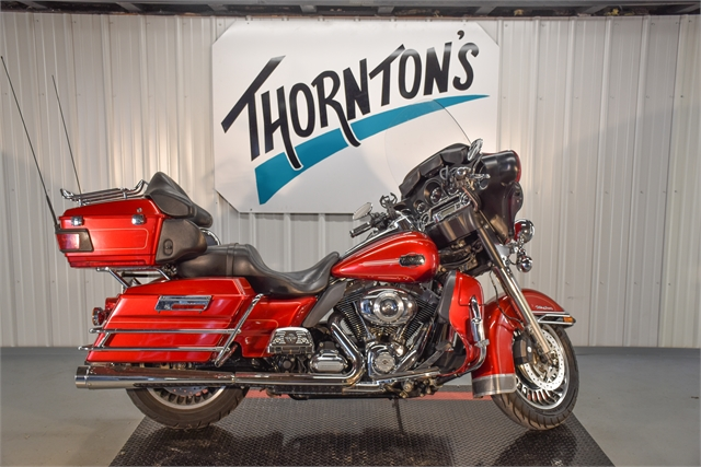 2012 Harley-Davidson Electra Glide Ultra Classic at Thornton's Motorcycle - Versailles, IN