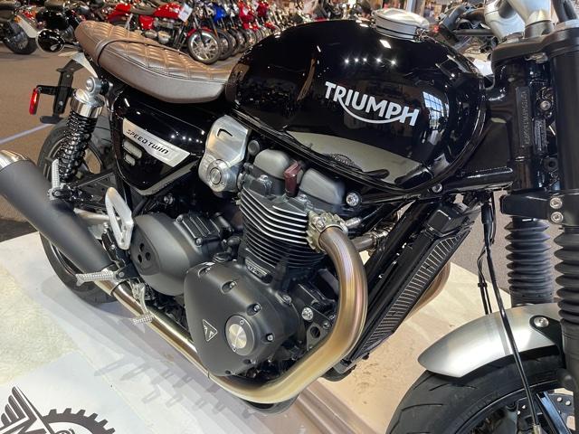 2019 Triumph Speed Twin Base at Martin Moto