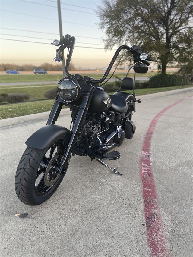 2016 Harley-Davidson S-Series Fat Boy at Harley-Davidson of Waco