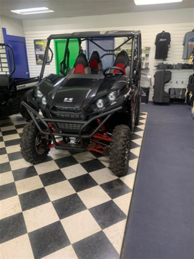 2019 Kawasaki Teryx4 LE at Jacksonville Powersports, Jacksonville, FL 32225