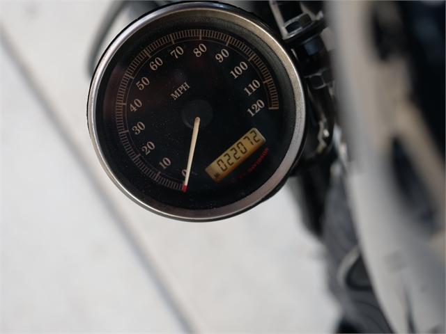 2009 Harley-Davidson Sportster 1200 Nightster at Outlaw Harley-Davidson