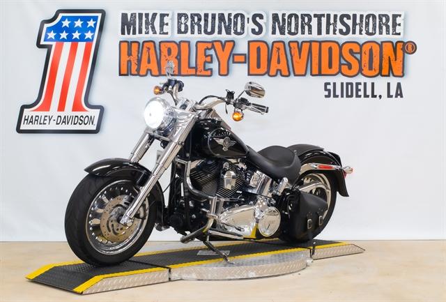 2012 Harley-Davidson Softail Fat Boy at Mike Bruno's Northshore Harley-Davidson