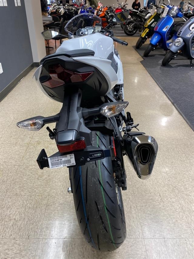 2021 Kawasaki Ninja ZX-6R ABS at Sloans Motorcycle ATV, Murfreesboro, TN, 37129