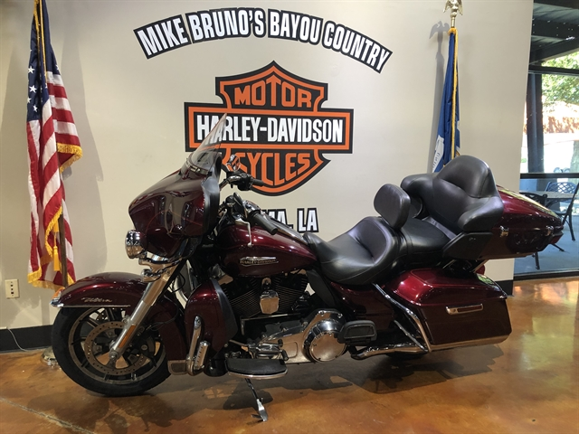 2015 Harley-Davidson Electra Glide Ultra Classic at Mike Bruno's Bayou Country Harley-Davidson